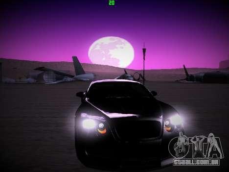 ENBSeries By DjBeast V2 para GTA San Andreas sexta tela