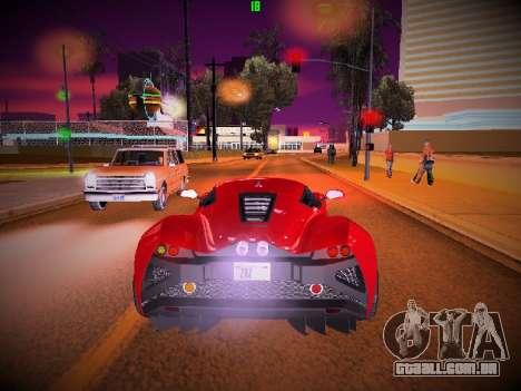 ENBSeries By DjBeast V2 para GTA San Andreas oitavo tela