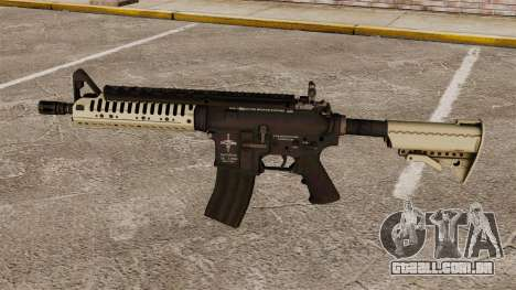 Automáticos carabina M4 VLTOR v3 para GTA 4 terceira tela