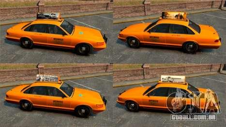 Serviço de New York City para GTA 4 sexto tela