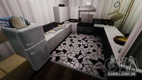 Apartamento elegante Bokhan para GTA 4 segundo screenshot