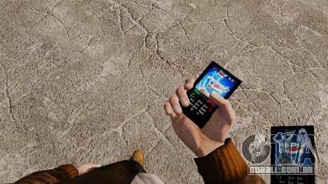 Pepsi tema para o seu telefone para GTA 4