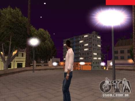 New hmyri para GTA San Andreas por diante tela