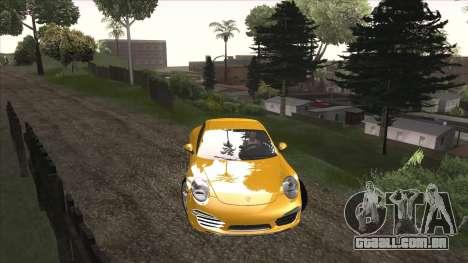 ENB para PC a partir de OlliTviks para GTA San Andreas quinto tela