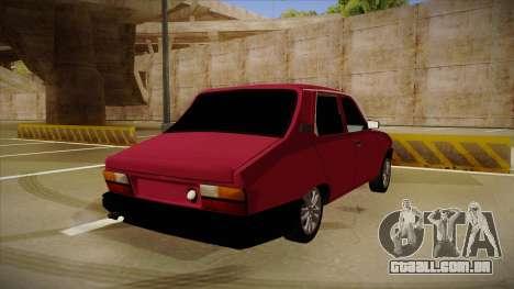Dacia 1310 Berlina Tuning para GTA San Andreas vista direita