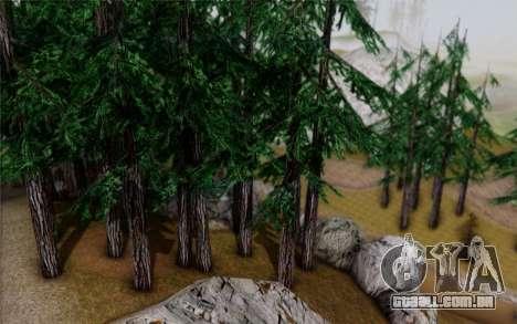Nova vegetação 2013 para GTA San Andreas sexta tela