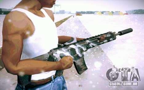 ACR para GTA San Andreas segunda tela