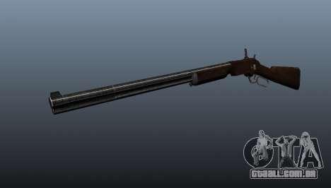 Rifle de alavanca Henry para GTA 4