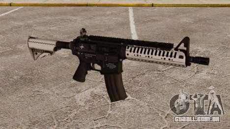 Automáticos carabina M4 VLTOR v5 para GTA 4