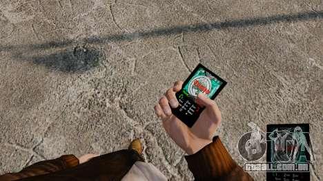 Temas para celular Vampire The Masquerade para GTA 4