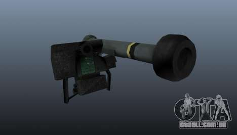 FGM-148 Dževlin para GTA 4 segundo screenshot