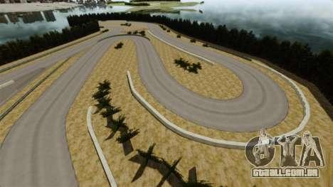 Localização Sportland Yamanashi para GTA 4 por diante tela