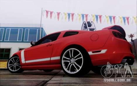 SA Illusion-S v5.0 - Final Edition para GTA San Andreas por diante tela