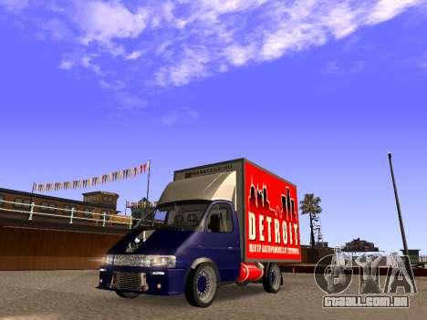2310 sable gás LT para GTA San Andreas