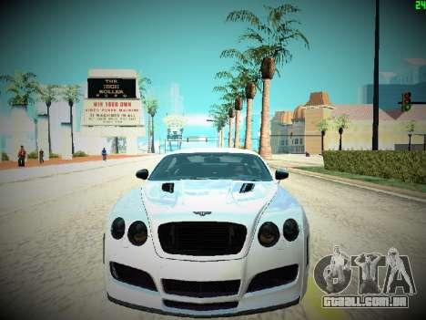 ENBSeries By DjBeast V2 para GTA San Andreas terceira tela