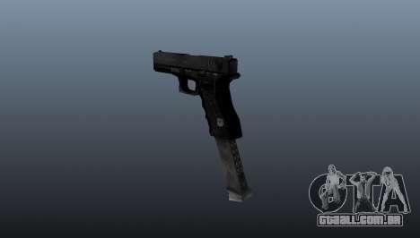 Glock 18 Akimbo MW2 v1 para GTA 4 segundo screenshot