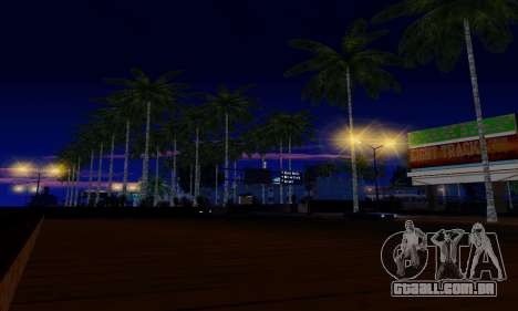 ENBSeries for low and medium PC para GTA San Andreas twelth tela