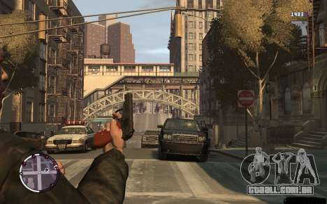 Pistola Makarov para GTA 4