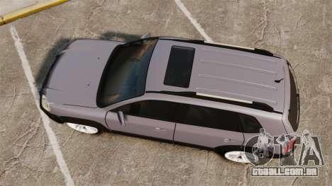 Hyundai Tucson para GTA 4 vista direita