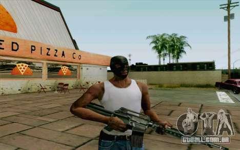 Roubo sistema v 2.0 para GTA San Andreas terceira tela