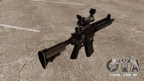 Automáticos carabina M4 VLTOR v2 para GTA 4 segundo screenshot