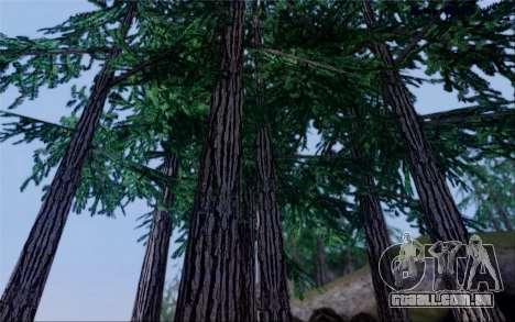 Nova vegetação 2013 para GTA San Andreas sétima tela