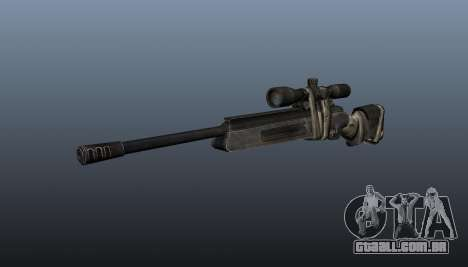 Rifle sniper Steyr Elite para GTA 4