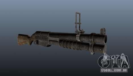 EX lançador de granadas 41 para GTA 4