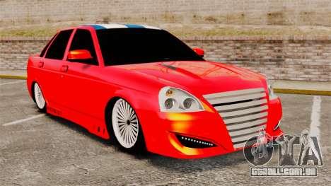 Lada Priora Cuba para GTA 4
