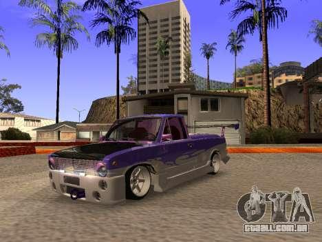 Vaz 2102 divertido DRFT para GTA San Andreas