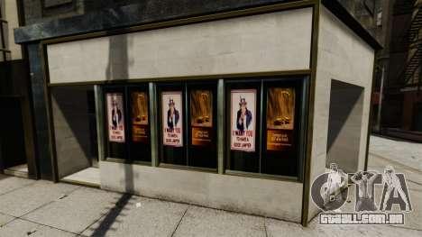 Lojas de Chinatown para GTA 4 nono tela
