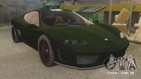 Turismo com EPM para GTA 4