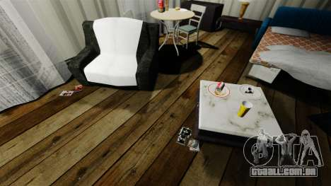 Apartamento elegante Bokhan para GTA 4 terceira tela