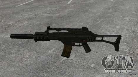 V2 de rifle de assalto HK G36C para GTA 4 terceira tela