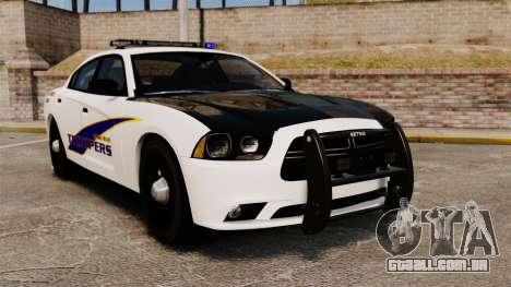 Dodge Charger 2013 AST [ELS] para GTA 4