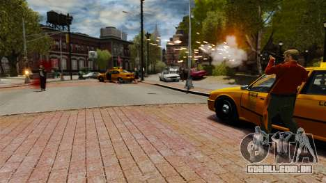 Todo mundo odeia o Nico para GTA 4 por diante tela