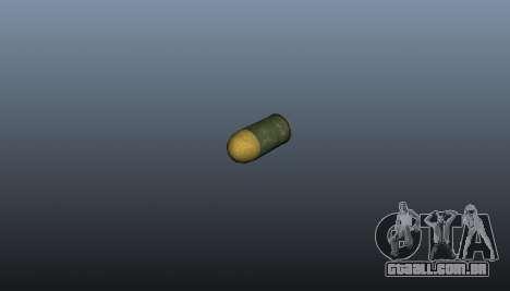 EX lançador de granadas 41 para GTA 4 por diante tela
