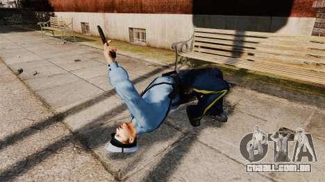 Cólicas para GTA 4 terceira tela