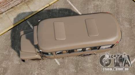 Kavz-685 para GTA 4 vista direita