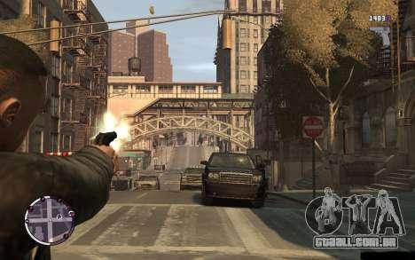 Pistola Makarov para GTA 4 terceira tela