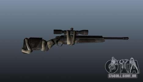 Rifle sniper Steyr Elite para GTA 4 terceira tela
