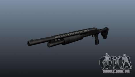 M590A1 shotgun da bomba-ação para GTA 4
