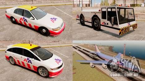 Serviço de New York City para GTA 4 quinto tela