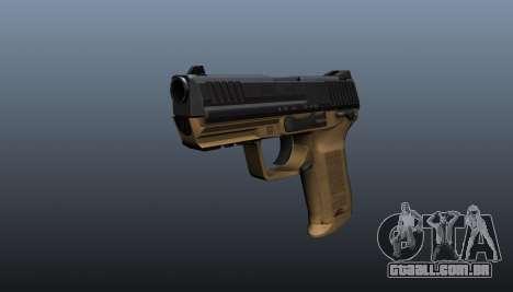 Arma HK45C v3 para GTA 4