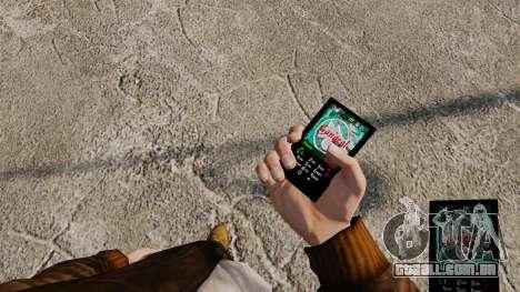 Temas para celular Vampire The Masquerade para GTA 4 quinto tela