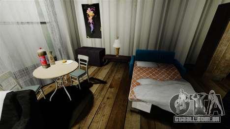 Apartamento elegante Bokhan para GTA 4