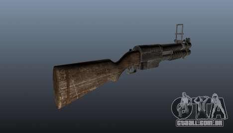 EX lançador de granadas 41 para GTA 4 segundo screenshot