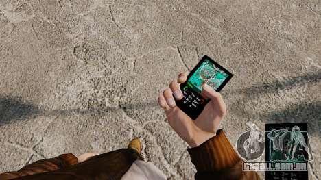 Temas para celular Vampire The Masquerade para GTA 4 segundo screenshot