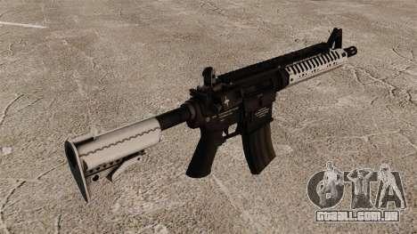 Automáticos carabina M4 VLTOR v5 para GTA 4 segundo screenshot