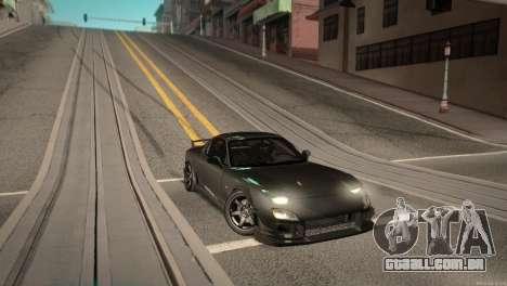 Mazda RX-7 STANCENATION para GTA San Andreas
